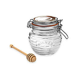Kilner® Honey Pot with Wooden Dipper