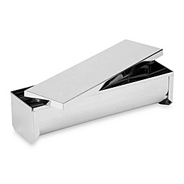Paderno® Stainless Steel Yule Log Mold with Cover