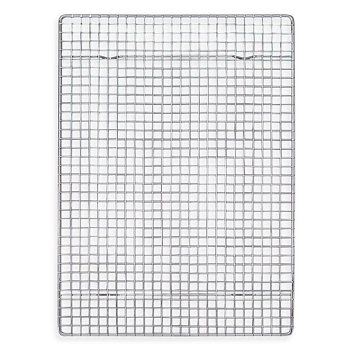 Alternate image 1 for Mrs. Anderson's Baking® 16-1/2-Inch x 11-3/4-Inch Half Sheet Cooling Rack