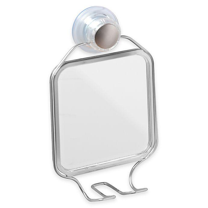 Fog Resistant Suction Shower Mirror