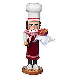 Kurt Adler Steinbach 19-Inch Santa Chef Nutcracker