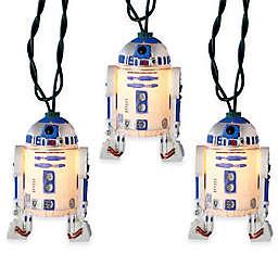 Kurt Adler 10-Light Star Wars™ R2D2™ Light Set
