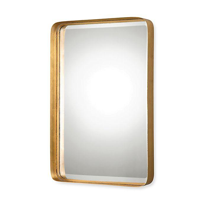 Uttermost 20 Inch X 30 25 Inch Crofton Rectangular Mirror