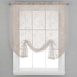 Heritage Lace® English Ivy 63-Inch Drape Shade Panel