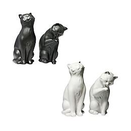 Danya B. Sitting Cat Bookends (Set of 2)