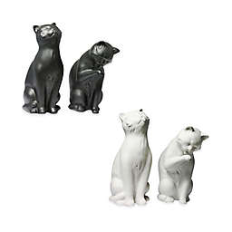 Danya B. Sitting Cat Bookends (Set of 2)