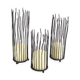 Danya B™ Willow Iron Candle Holder (Set of 3)