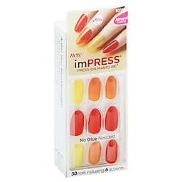 KISS® imPRESS® Press-On Manicure® Nail Kit in Ten Different Looks