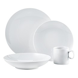 Rosenthal Thomas Loft Dinnerware Collection in White