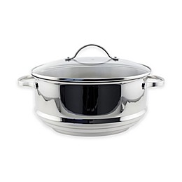 BergHOFF® Cook'NCo EarthChef Premium Stainless Steel Covered Steamer