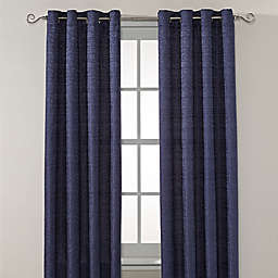 Montclair Grommet Top Window Curtain Panel