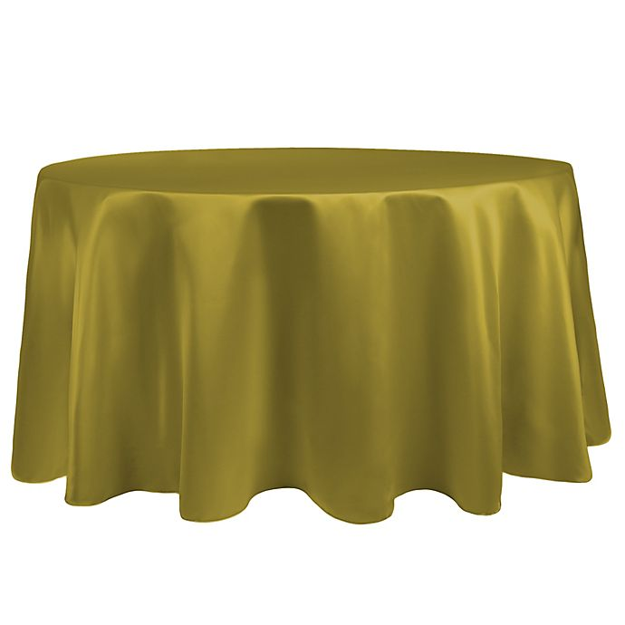 Alternate image 1 for Duchess 90-Inch Tablecloth in Acid Green