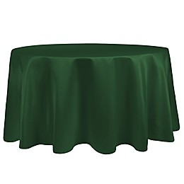 Ultimate Textile Duchess Round Tablecloth