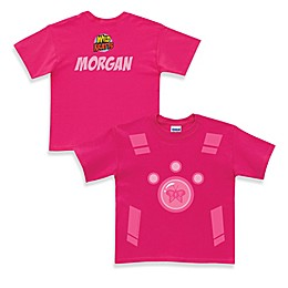 """""""Wild Kratts"""" Creature Power Suit T-Shirt in Hot Pink"""