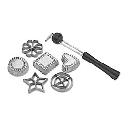 Nordic Ware® 8-Piece Swedish Rosette and Timbale Set