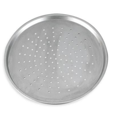 Chicago Metallic Pizza Crisper Pan Bed Bath Amp Beyond
