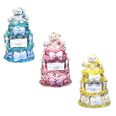 Silly Phillie™ Sweet Diaper Cake Baby Gift