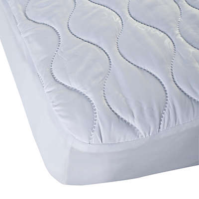 CleanBrands CleanRest Waterproof Crib Mattress Pad