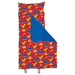 Stephen Joseph® Allover Dino Print Nap Mat Red/Blue