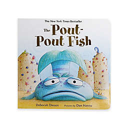 """The Pout-Pout Fish"" Book by Deborah Diesen"