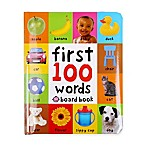 First 100 Words  Book by Roger Priddy