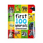 First 100 Animals  Book by Roger Priddy