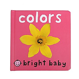 Bright Baby Colors Book by Roger Priddy