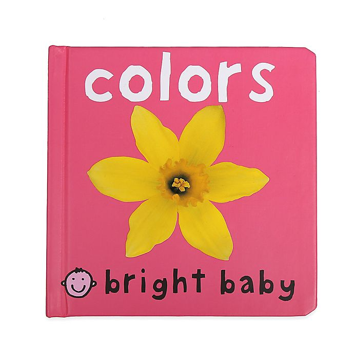 Alternate image 1 for Bright Baby Colors Book by Roger Priddy