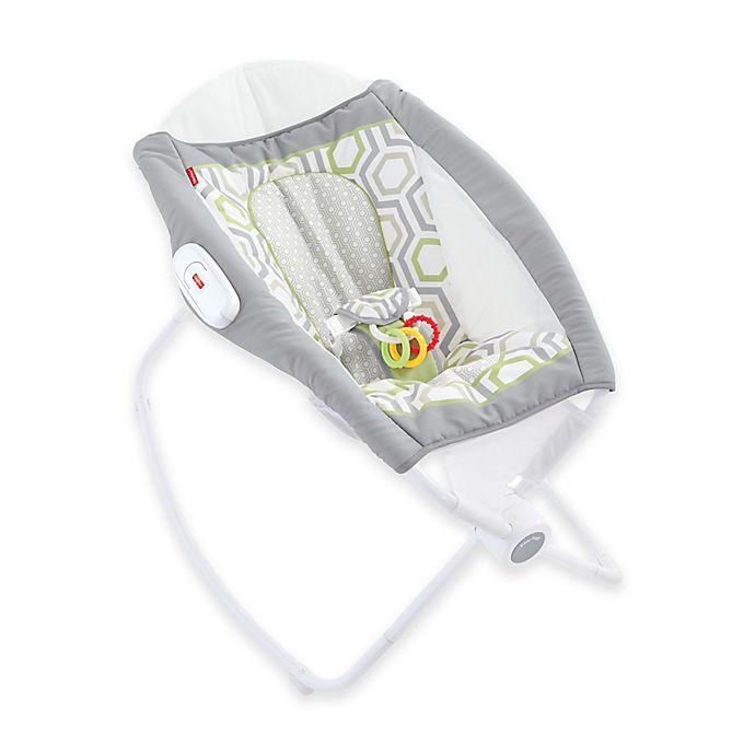 Fisher Price Newborn Rock N Play Sleeper In Geo Meadow Buybuy Baby