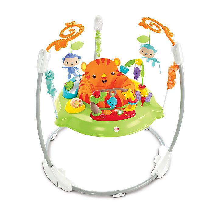 Alternate image 1 for Fisher-Price® Roarin' Rainforest Jumperoo®