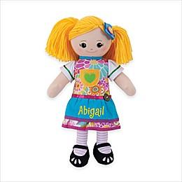 Blonde Rag Doll