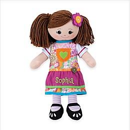 Brunette Rag Doll