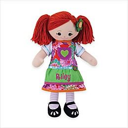 Red Head Rag Doll