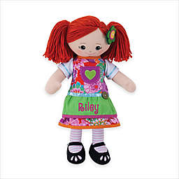 Red Head Rag Doll