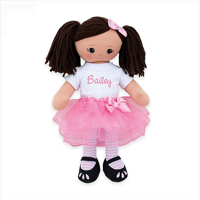 Alternate image 1 for Hispanic Doll with Tutu