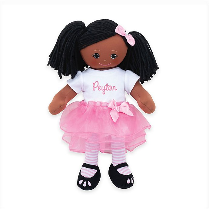 Alternate image 1 for African American Doll with Tutu