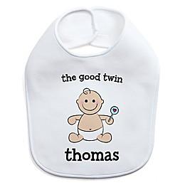 Baby Boy Character Bib