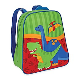 Stephen Joseph® Dino Go Go Backpack in Green/Red