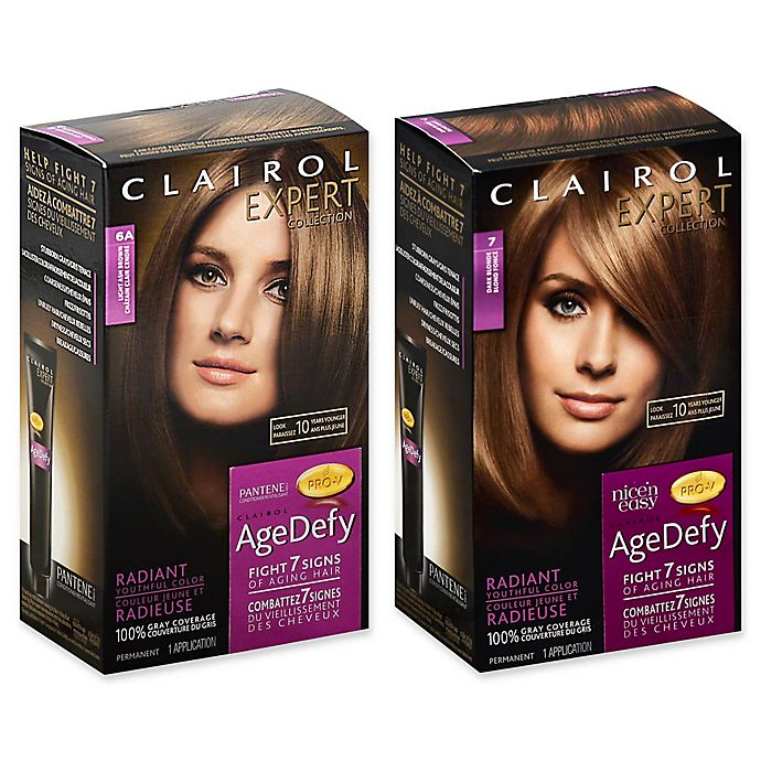 Alternate image 1 for Clairol® Expert Collection Age Defy Hair Color