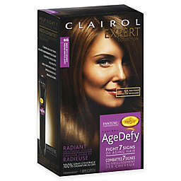 Clairol® Expert Collection Age Defy Hair Color in 6G Light Golden Brown