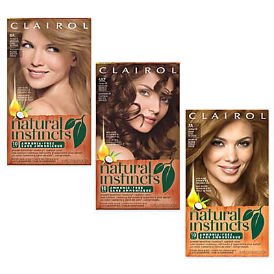 Clairol® Natural Instincts Ammonia-Free Semi-Permanent Color