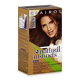 Clairol® Natural Instincts Ammonia-Free Semi-Permanent Color 12A Navajo Bronze/Lt. Caramel Br.