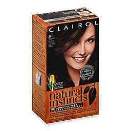 Clairol® Natural Instincts Ammonia-Free Semi-Permanent Color in 24 Clove/Medium Cool Brown