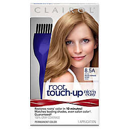 Clairol® Nice'n Easy Root Touch-Up Permanent Hair Color in 8.5A Medium Champagne Blonde