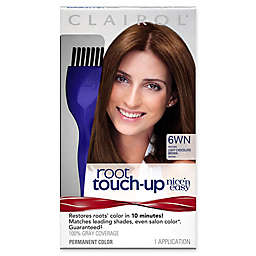 Clairol® Nice'n Easy Root Touch-Up Permanent Hair Color in 6WN Light Chocolate Brown
