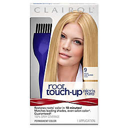 Clairol® Nice'n Easy Root Touch-Up Permanent Hair Color in 9 Light Blonde