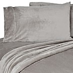 Berkshire VelvetLoft® Standard Pillowcases in Grey (Set of 2)