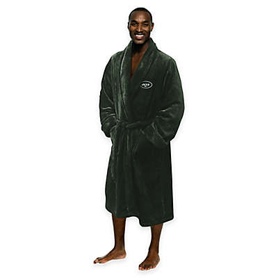 NFL Men's Large/X-Large Silk Touch Bath Robe