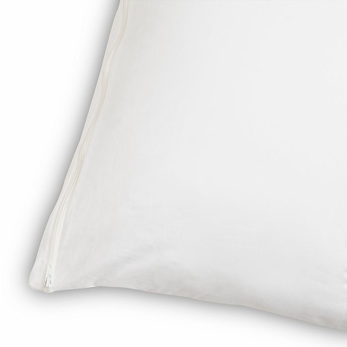 Alternate image 1 for BedCare™ by National Allergy® 100% Cotton Allergy Square Pillow Protector