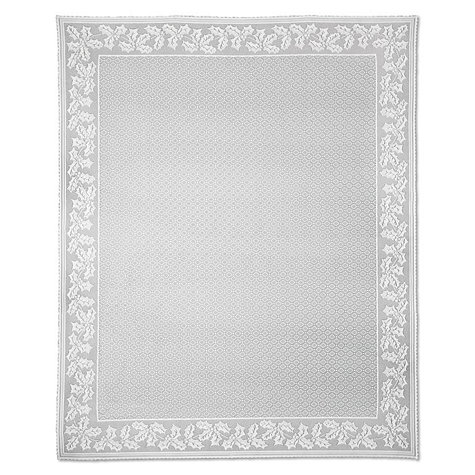 Alternate image 1 for Heritage Lace® Holly Vine Tablecloth